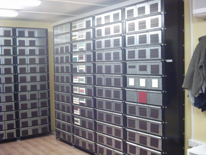 Estanterias metalicas con cajones estanterias met licas esme - Estanterias metalicas de pared ...