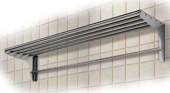 Estantes para ba os acero inoxidable for Brochetas de acero inoxidable