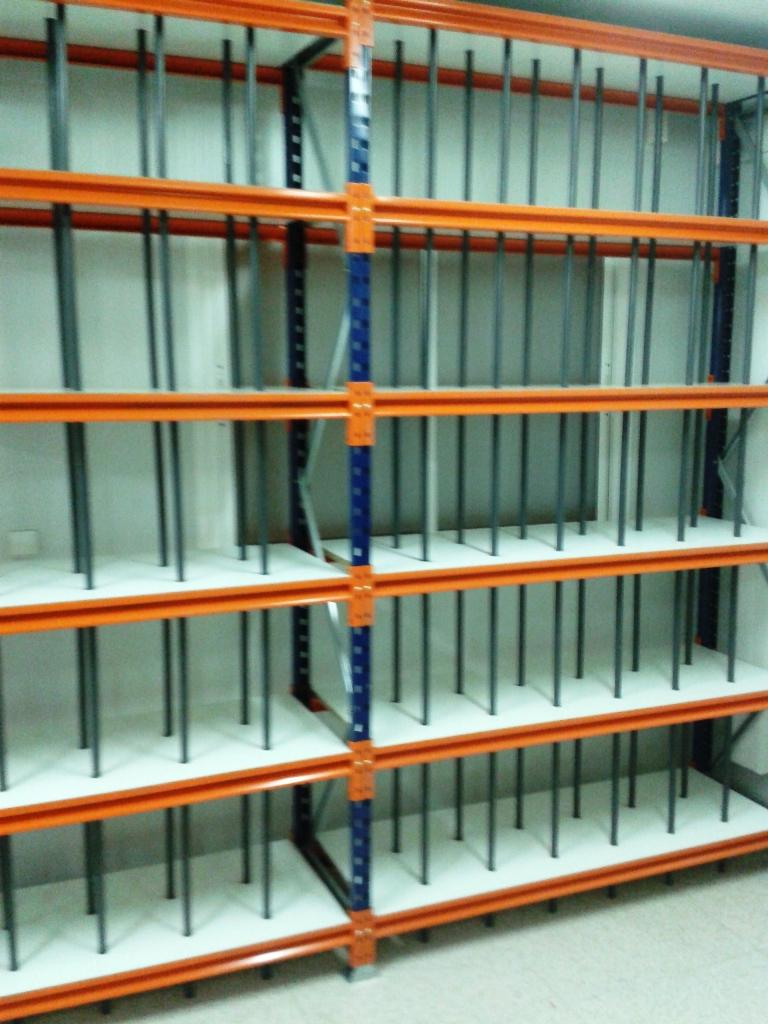 Estanterias para despensas diseo de estanterias metalicas - Estanterias metalicas en cordoba ...
