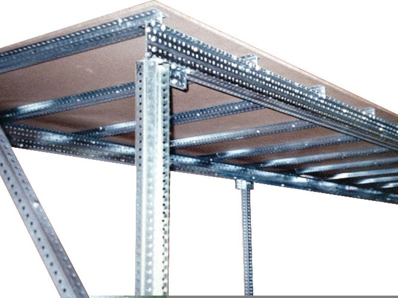 Altillos de angulo ranurado para espacios peque os for Como hacer un altillo