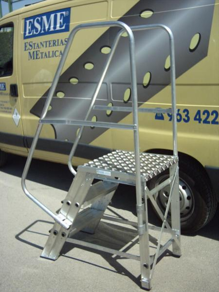 escaleras transportables