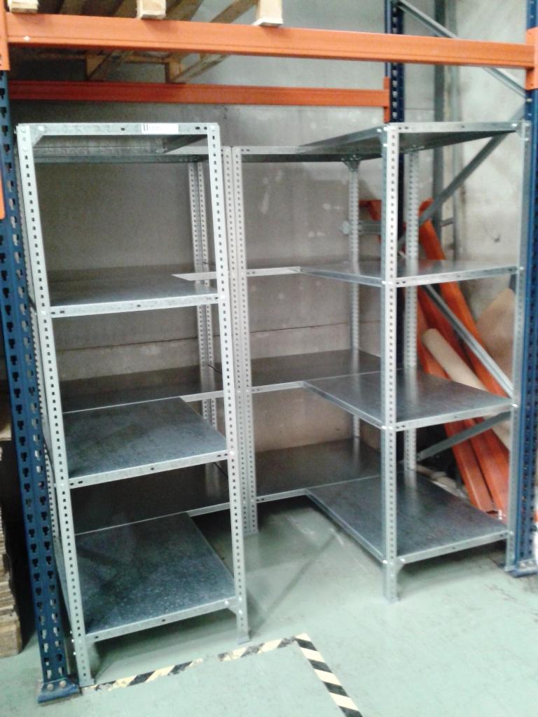 Estanterias metalicas para trasteros y estanterias metalicas para ...