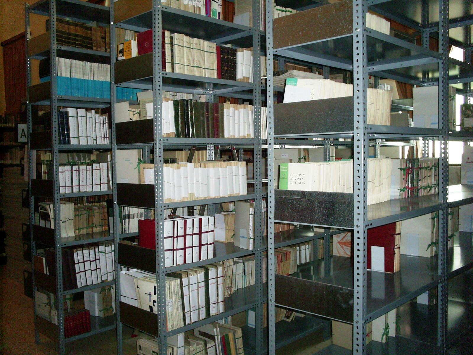 74 estanterias metlicas esme estanterias de acero - Estanterias metalicas diseno ...