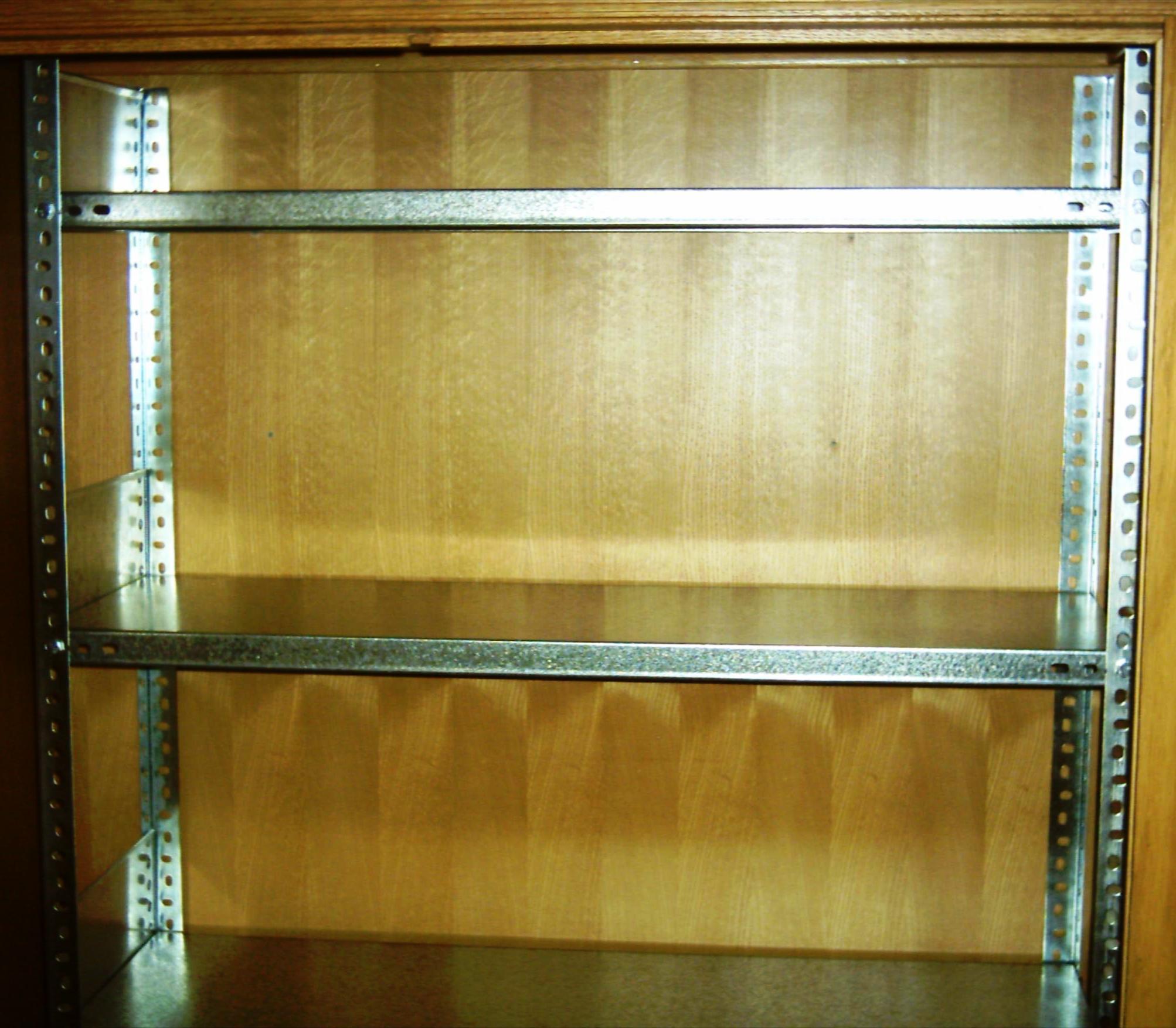 Estanterias metalicas para trasteros y estanterias - Estanterias para armarios ...