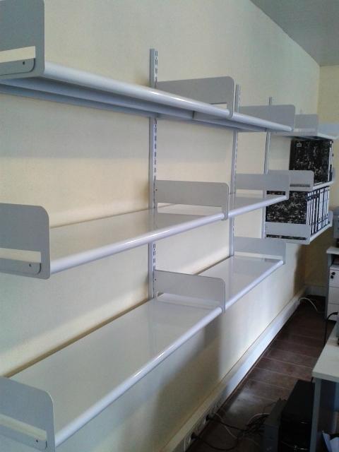 Estanterias metalicas para libros | estanterias metálicas ESME
