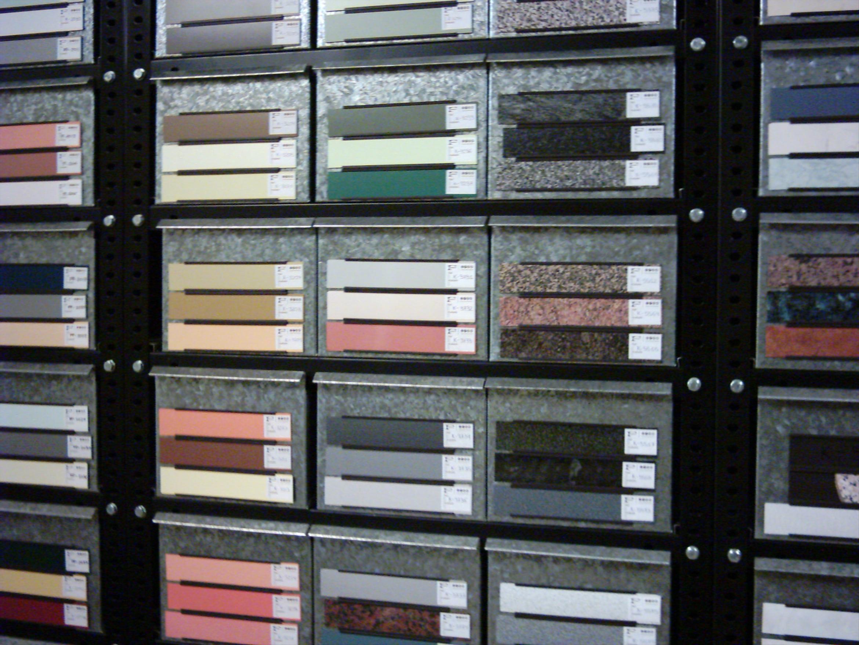Estanterias metalicas con cajones | estanterias metálicas ESME