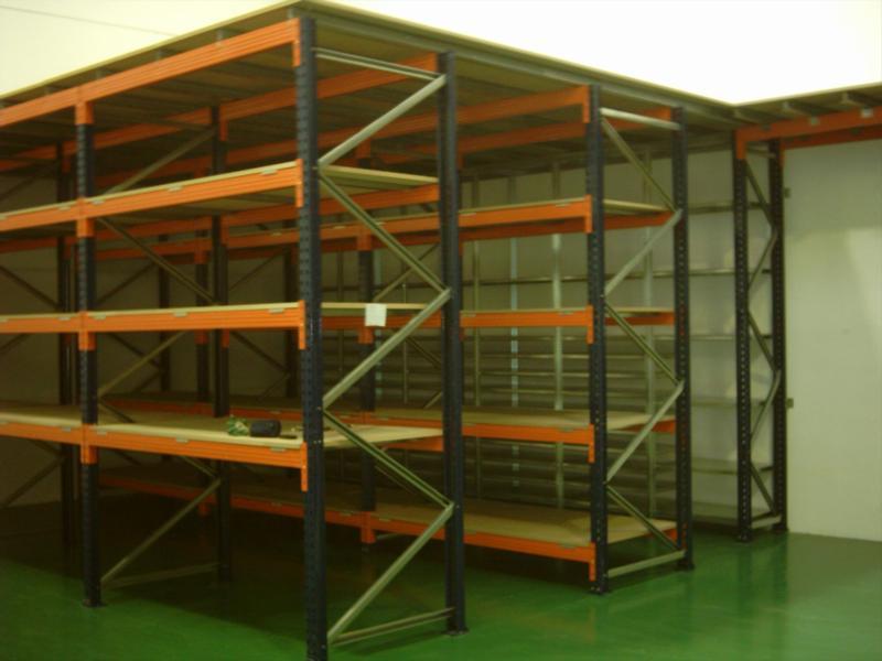Estanterias para frutas y verduras estanteras racks gabinetes plsticos estanteras para - Estanterias metalicas para casa ...