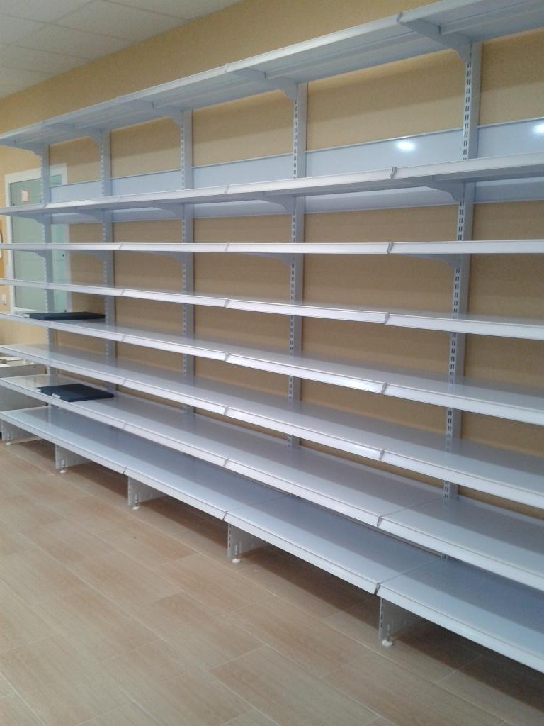 Estanterias metalicas decorativas | estanterias metálicas ESME