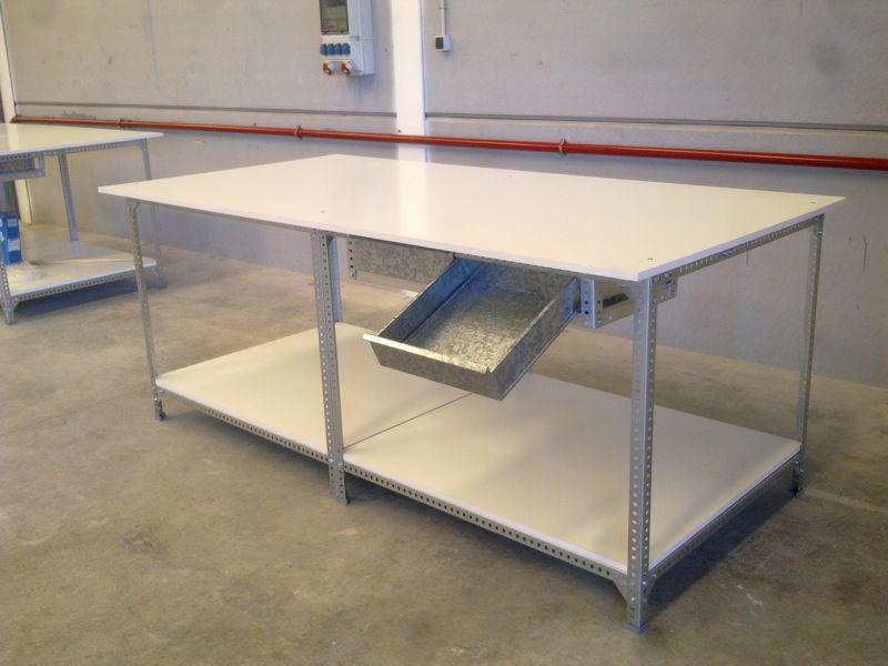 Estructuras metalicas para mesas affordable mesa de - Estructuras para mesas ...