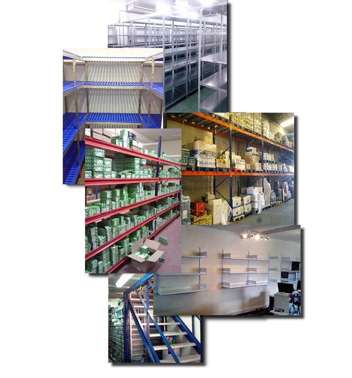 Fabrica De Estanterias Metalicas En Zaragoza.Estanterias Metalicas Esme